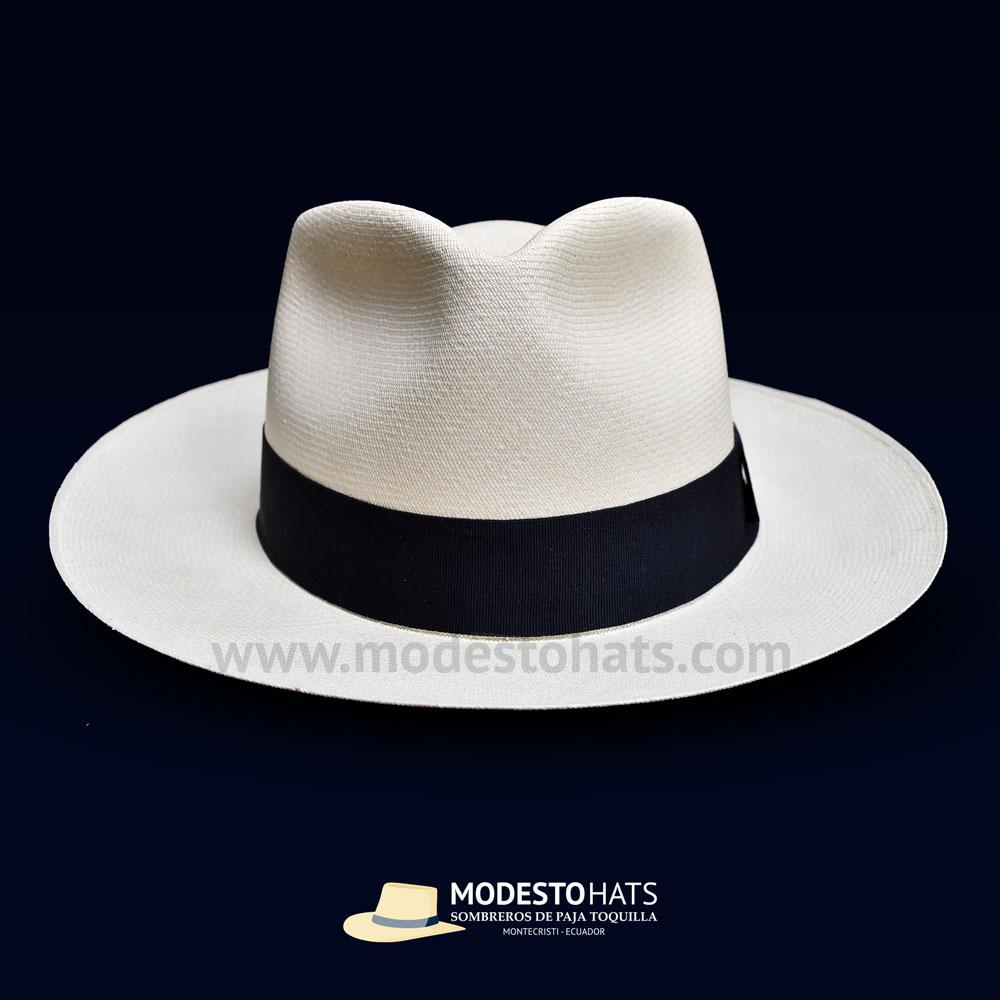 fbf98459 Montecristi Panama Hat Diamond Naturale – Modesto Hats
