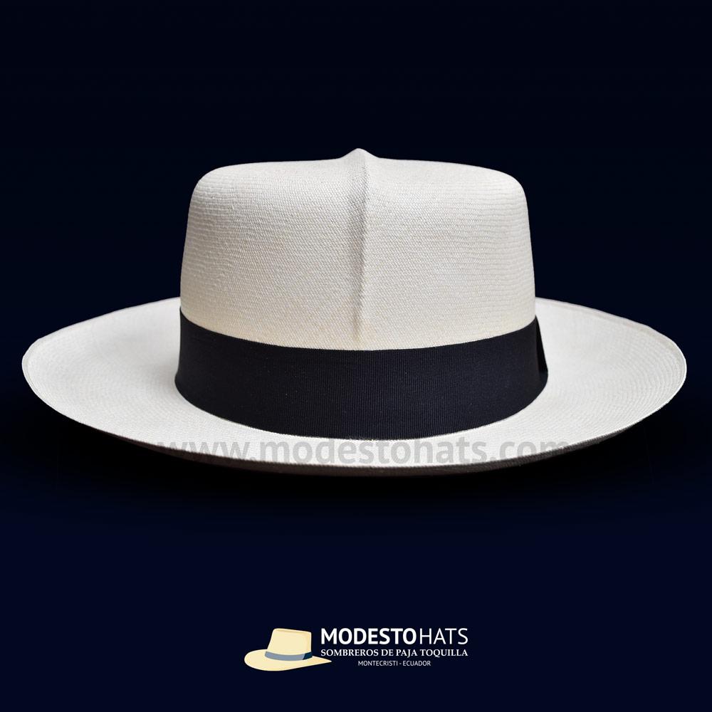 cf6fc904 Montecristi Optimo Colonial Naturale Panama Hat – Modesto Hats